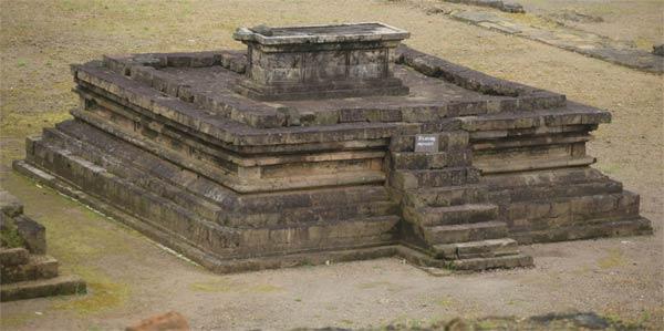 situs liyangan di Kaki Gunung Sindoro